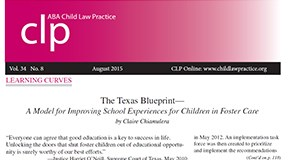Child Law Practice Journal image